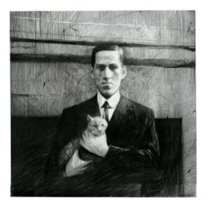 HP Lovecraft's cat name